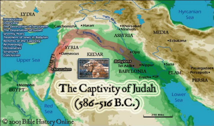Captivity of Judah